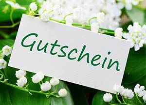 Gutschein Gärtnerei Bad Windsheim
